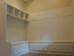 Custom Cabinetry Entertainment Centers & Wall Units