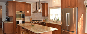 custom cabinetry NH MA