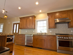 Custom Built Kitchen Cabinetry - New Boston NH