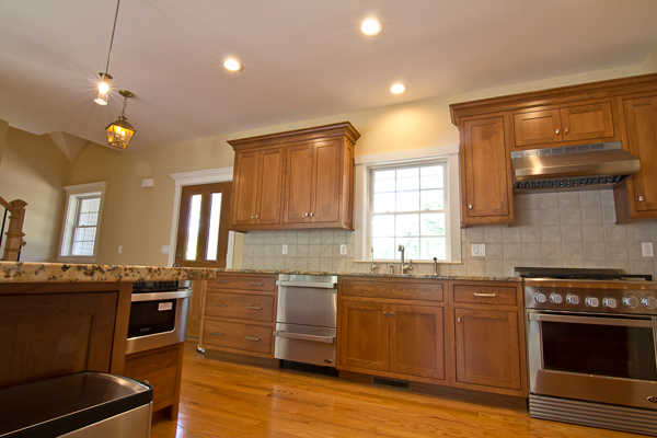 Custom Built Kitchen Cabinetry, Cabinets, Cabinet Design - NH, MA & ME
