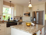 Custom Built Kitchen Cabinetry