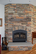 Fireplace Custom Home Builder - LeClair Builders, New Boston, NH